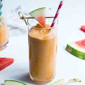 Banana Mango Avocado Smoothie