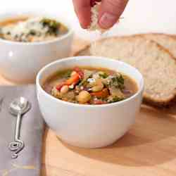 Hearty Vegetable Winter Soup