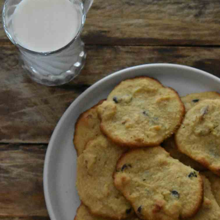 Ultimate Ketosis Chocolate Chip Cookies