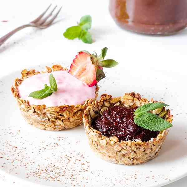 Healthy Oatmeal Cups