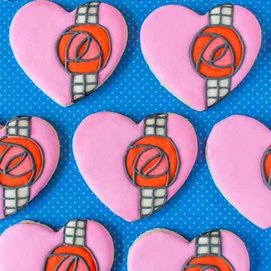 Charles Rennie Mackintosh Valentines Day C