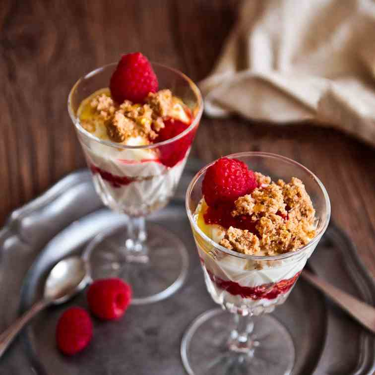 Breakfast Cranachan