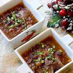 QPC bean soup on the 2nd day of Christmas