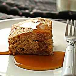 Applesauce breakfast bread