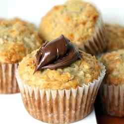 Oatmeal Honey Muffins