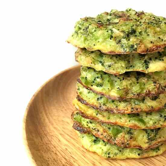 Healthy Broccoli Patties