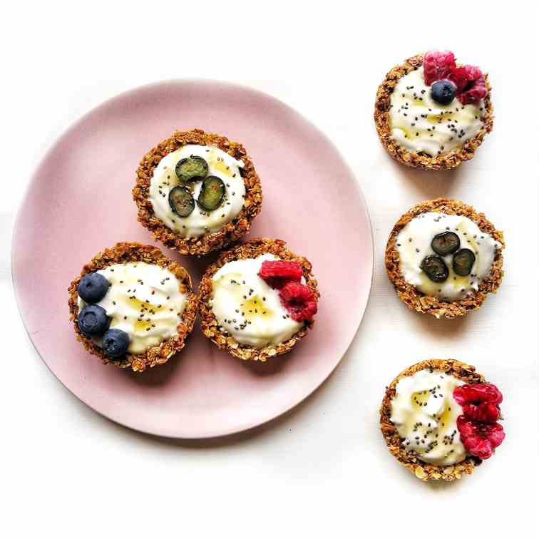 Granola Breakfast Cups