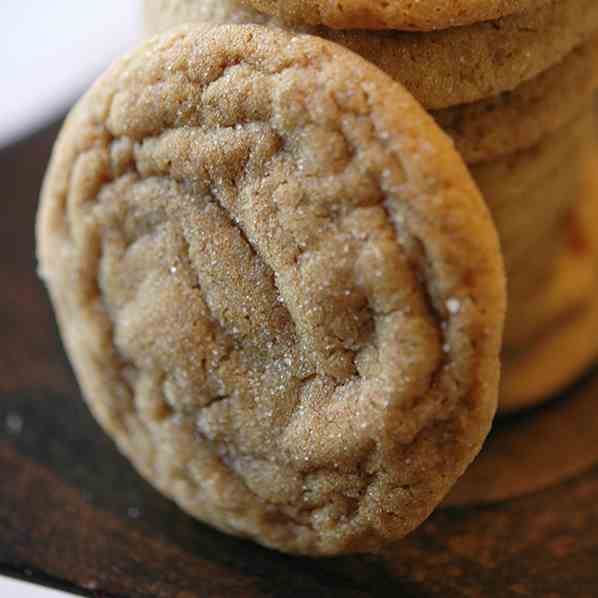 So Good Ginger Cookies