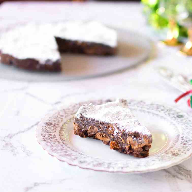 Traditional Panforte