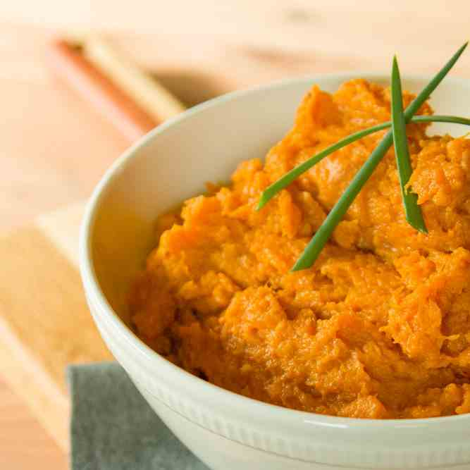 Chipotle-Maple Sweet Potatoes
