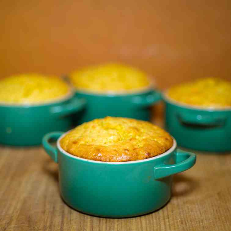 Rich and Moist Cornbread