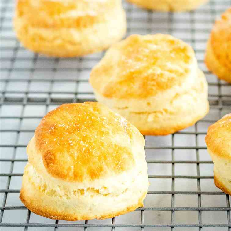 Shortcake Biscuit Recipe