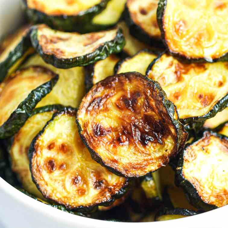 Air Fryer Zucchini