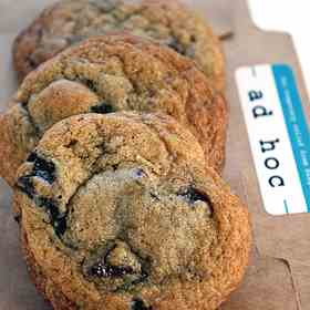 Ad Hoc's Chocolate Chip Cookies