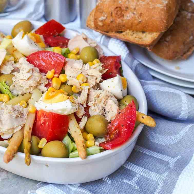 Spanish Mixed Salad