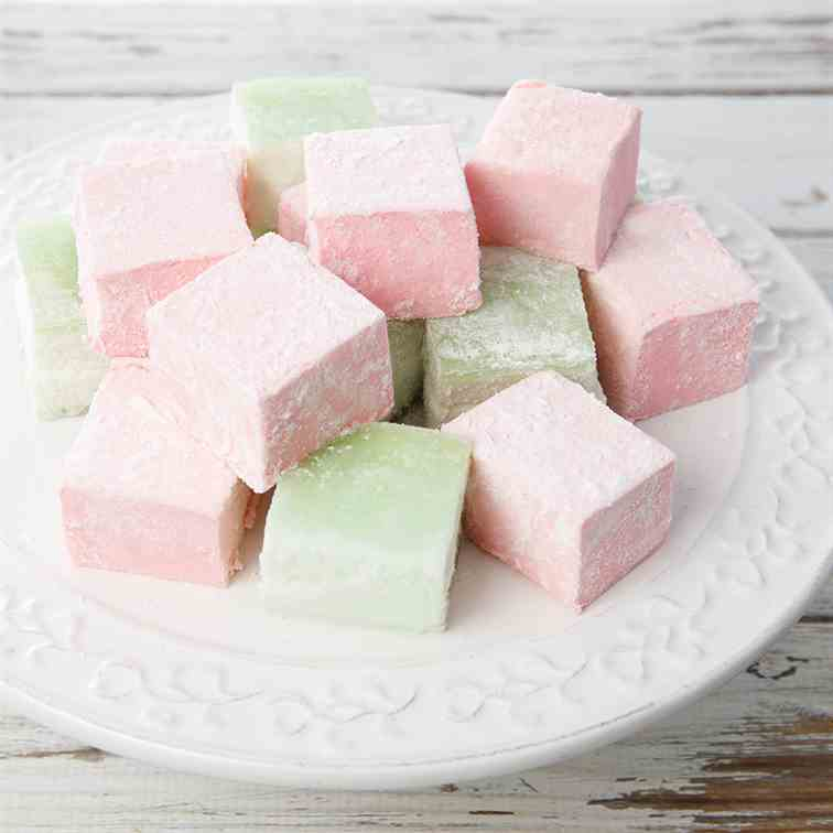 Jelly Crystals make the best Marshmallow