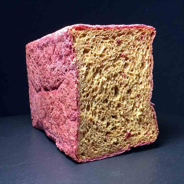 Red Beet Bread