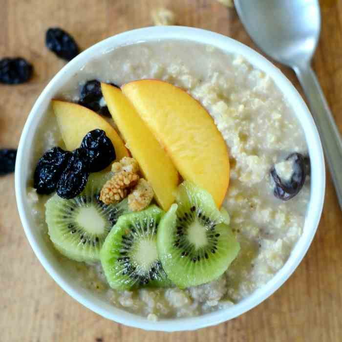 Millet Breakfast Porridge