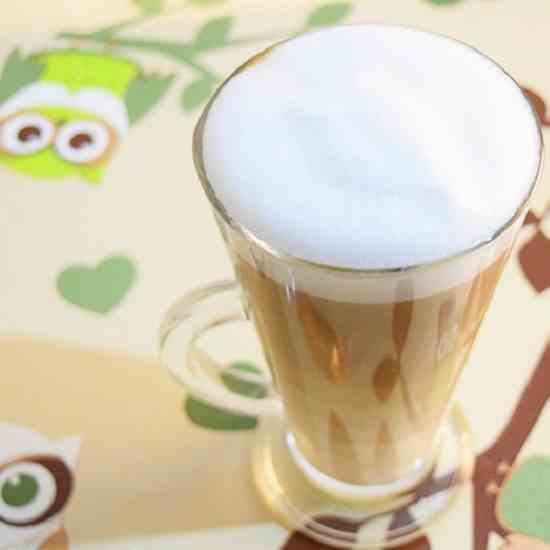 The Best Latte Macchiato Recipe