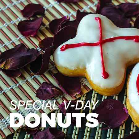 Special V-Day Donuts