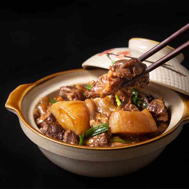 Instant Pot Chinese Beef Stew