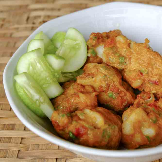 The Ultimate Thai Fish Cakes