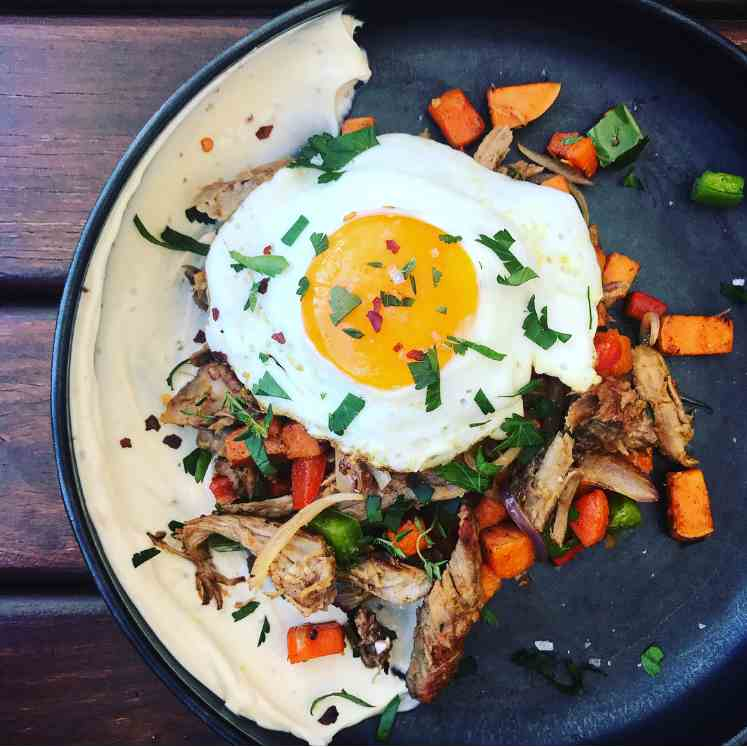 Pulled Pork Hash