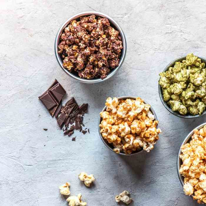 4 Flavours to Add to Your Popcorn
