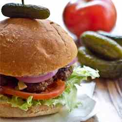 Tips for homemade hamburgers