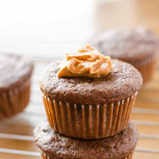Ultimate Healthy Chocolate Muffins