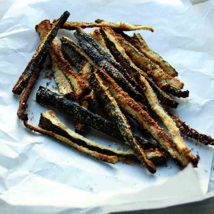 Crispy AIP Zucchini Fries Recipe
