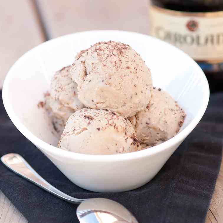 Irish Coffee Caramel Ice Cream