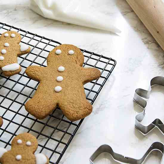 Simple Gingerbread Recipe