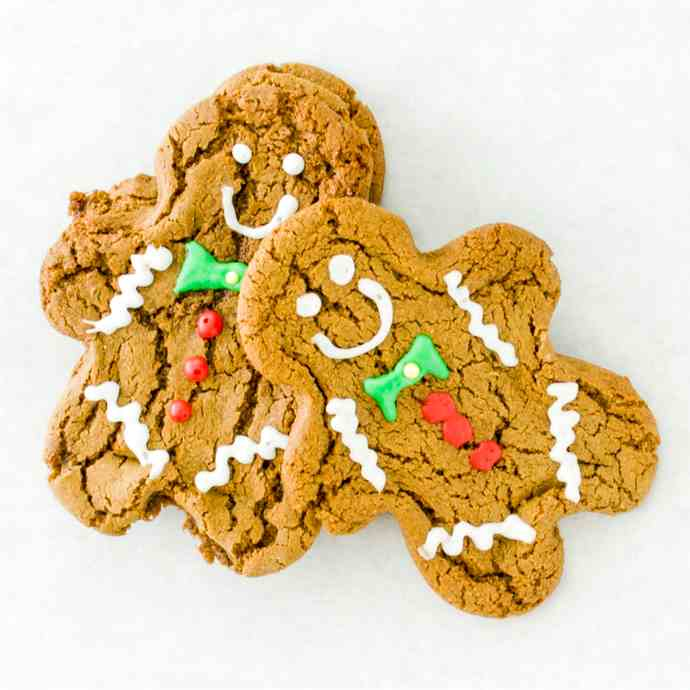 Gingerbread Man Cookie Recipe