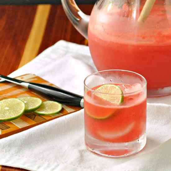 Tequila Watermelon Refresco