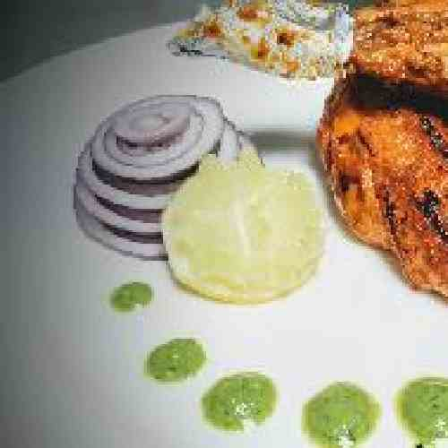 Tandoori chicken recipe restaurant style