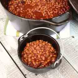 Boston Baked Beans