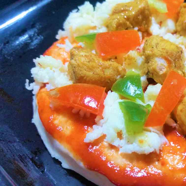 Mini Pizza Recipe I Cook With Shaheen