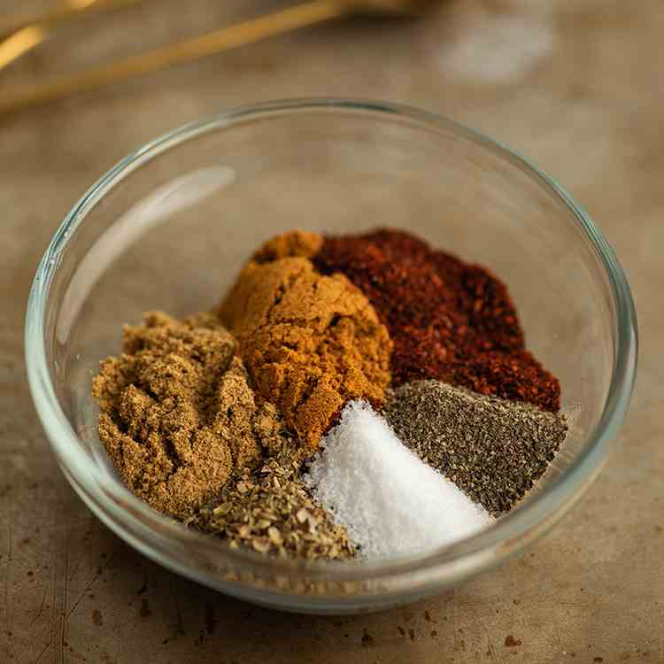 Homemade Taco Seasoning (4 Ingredients)