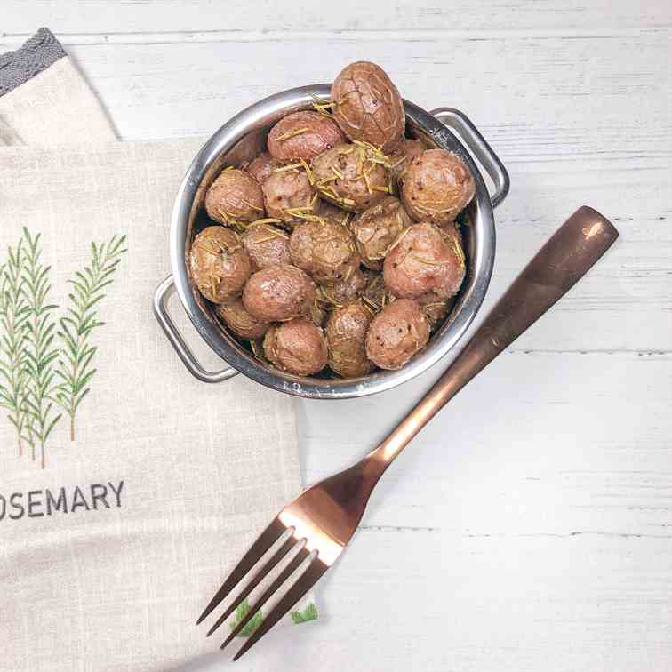 Rosemary Baby Potatoes