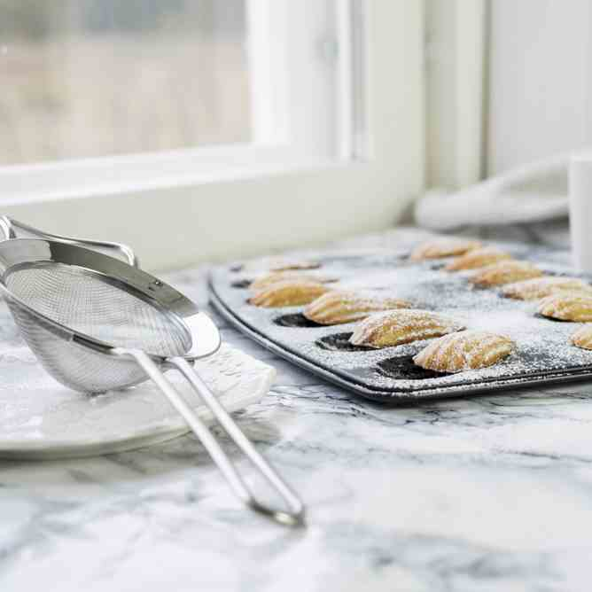 Madeleines - Developing Recipes
