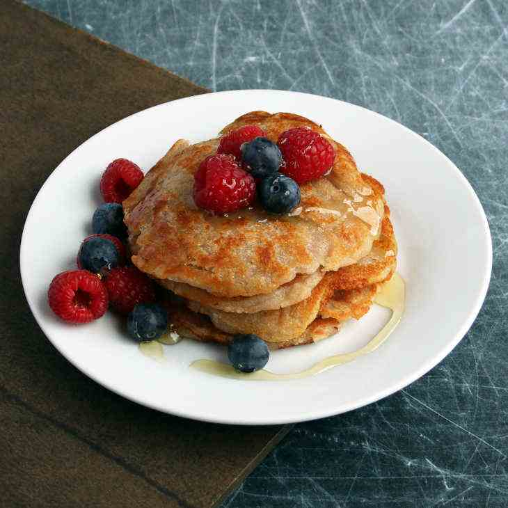 AIP Coconut Cassava Pancakes Recipe