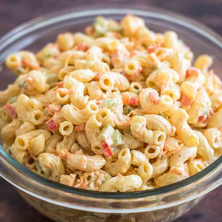 Small Macaroni Salad
