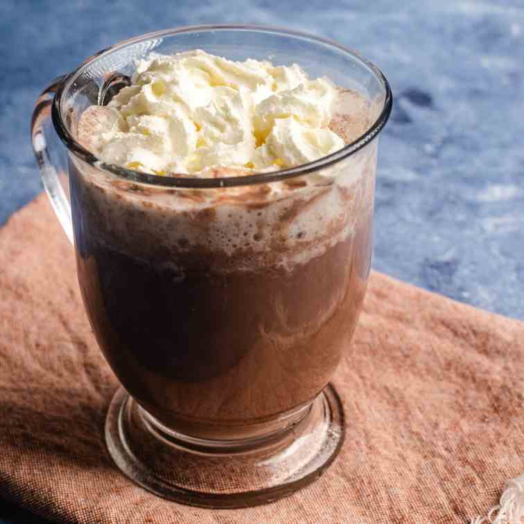 Keto Hot Chocolate Recipe