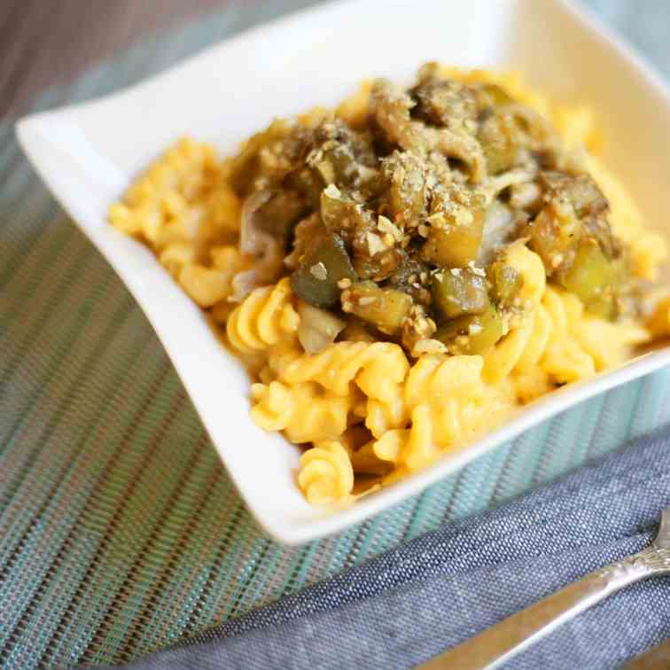 Easy Vegan Mac and Cheese Sauce (Nut-free)