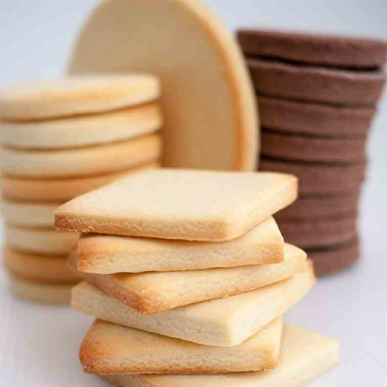 The Best Vanilla Sugar Cookies