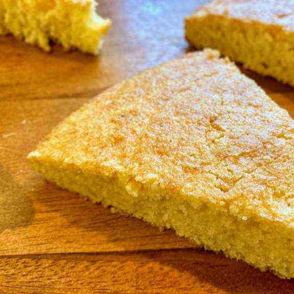 Vegan Cornbread - Vegan Cornbread No Oil R