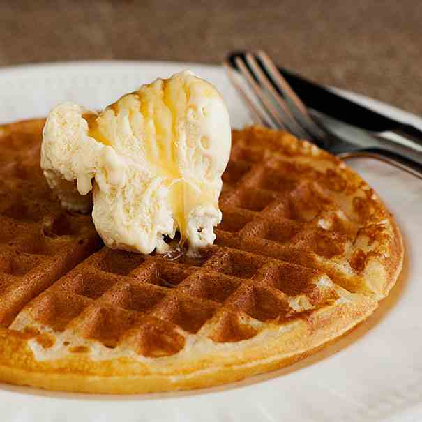 Insanely Good Waffles