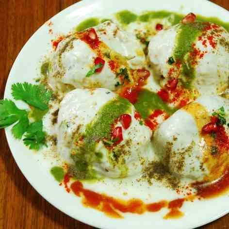 Bread Dahi Vada Recipe