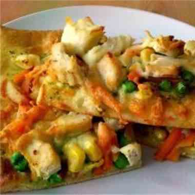 Best Pizza Recipe With Leftovers Vegetable